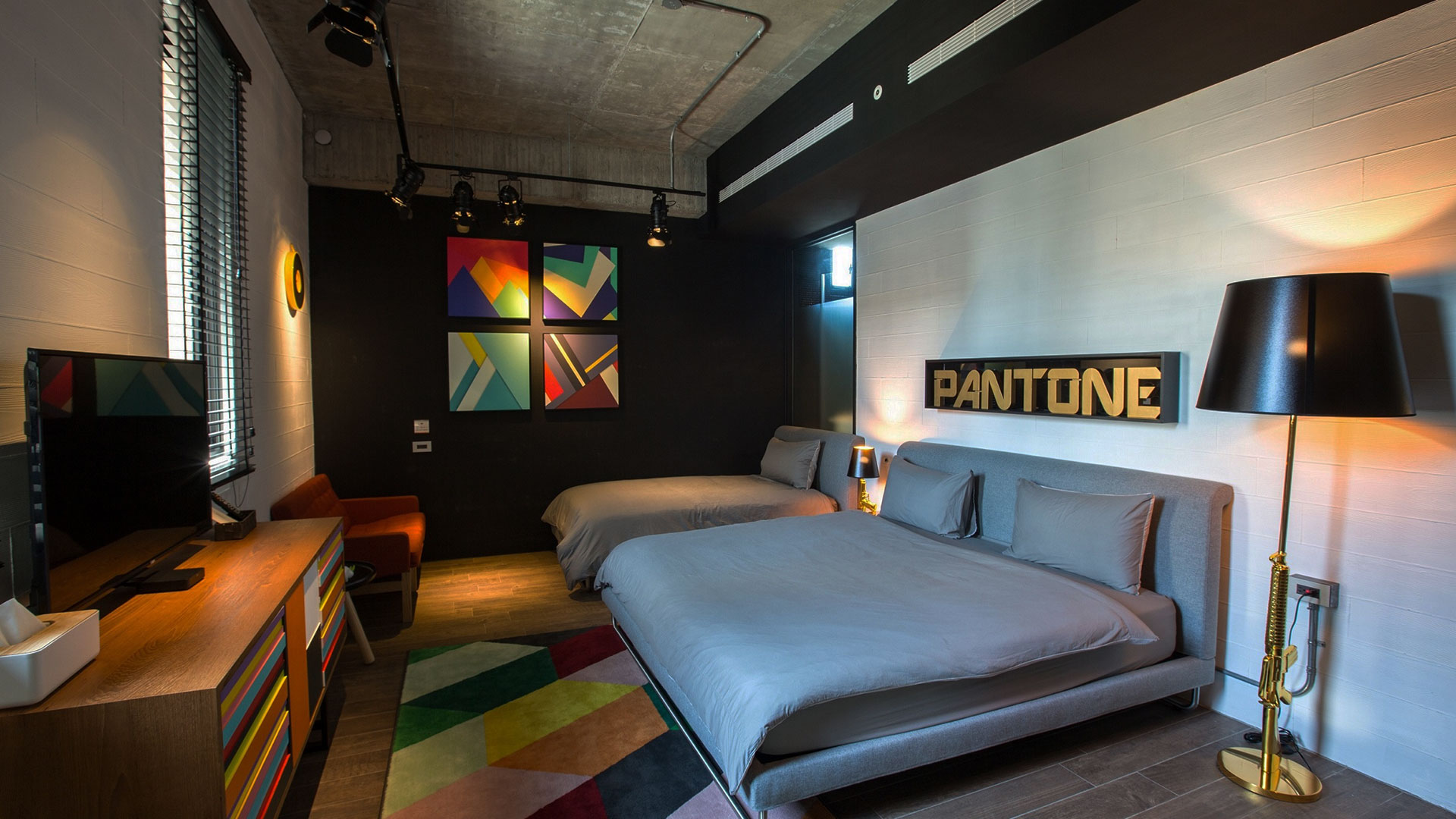 Pantone 色調